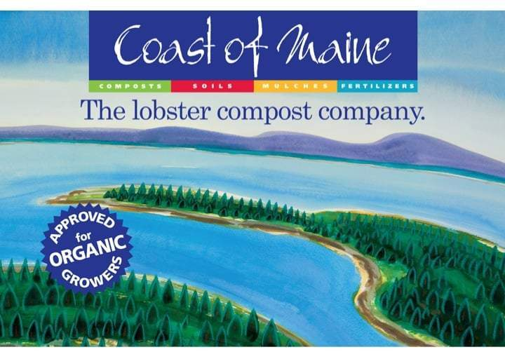 Coast of Maine Organic Compost